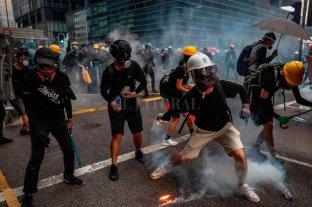 Hong Kong: Arrestaron a los líderes activistas