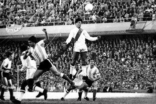 Se cumplen 50 años de la no clasificación de Argentina al Mundial de 1970