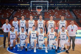 Argentina debuta ante Corea del Sur