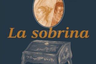 "Presentan la novela ""La sobrina"""