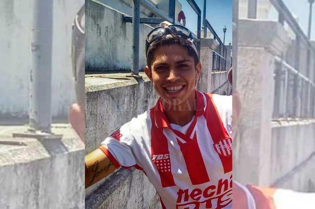 Lucas Ariel Pirovano (28), su muerte aún está impune <strong>Foto:</strong> Gentileza