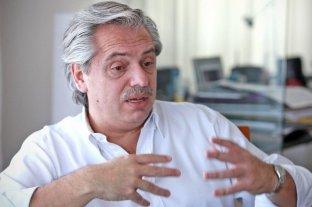 """Alberto Fernández dijo que Argentina """"está en un default virtual"""""""