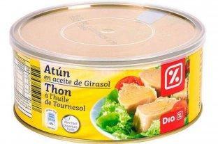 Alerta sanitaria por toxina botulínica en latas de atún en aceite