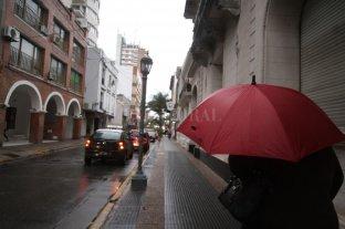 Continúa vigente el alerta por tormenta intensas para Santa Fe