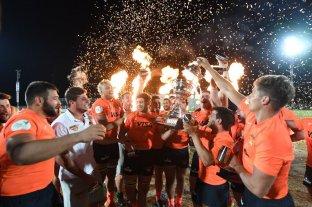 Los Jaguares XV se consagraron campeones de la segunda división de la Currie Cup