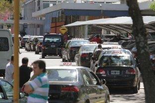 Taxistas piden una suba de la tarifa de un 22 %