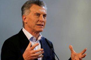 """Macri pidió responsabilidad y prudencia para """"llevar tranquilidad a los argentinos"""""""