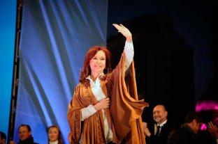 Cristina Kirchner reaparece tras su viaje a Cuba