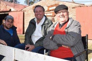 Hondo pesar en la familia del Holando Argentino: Falleció don Onelio Barberis