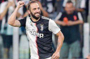Higuaín marcó un golazo y Juventus le ganó un partido tremendo al Napoli