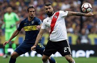 River y Boca juegan el superclásico del fútbol argentino