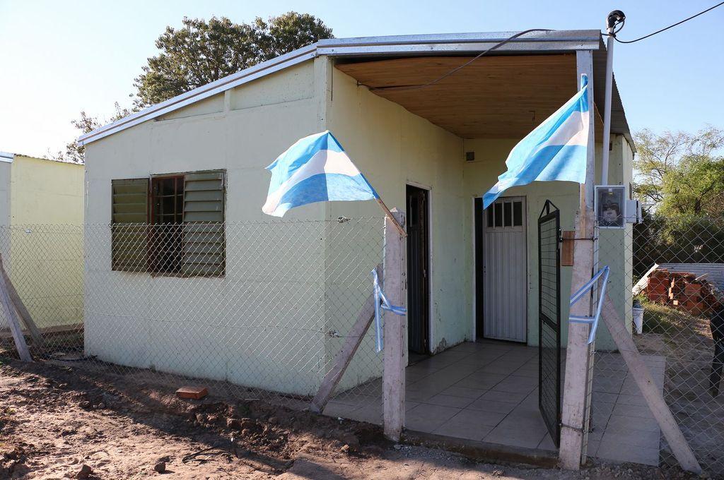 """Las obras en marcha tienen como objetivo """"garantizar inclusión social y urbana a las familias de ambos barrios"""", aseguró Leone. <strong>Foto:</strong> Gentileza"""