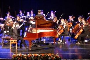 Audición de un Concierto para piano y orquesta desde su interior