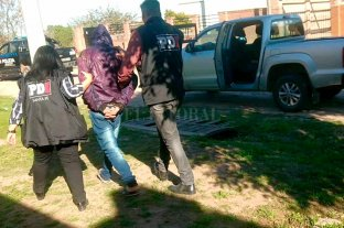Homicidio en Laguna Paiva: un detenido