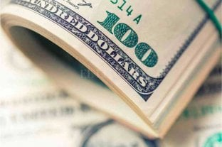 Dólar hoy: abrió el martes en baja -  -