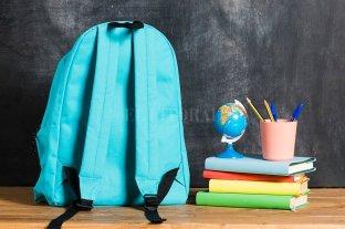 """La mochila del """"buen estudiante"""""""