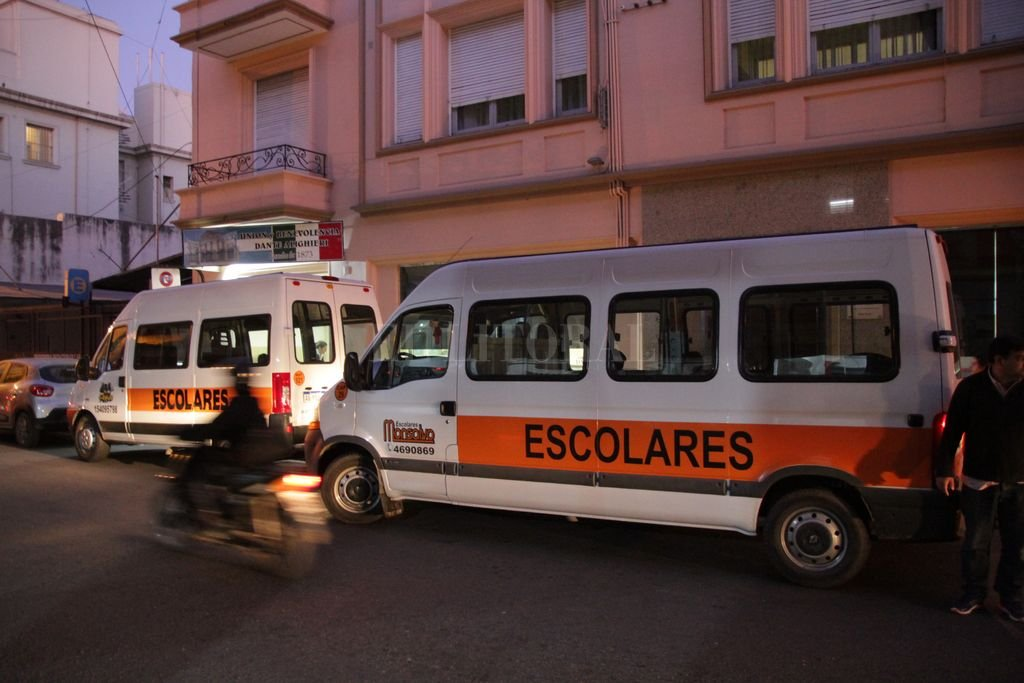 En febrero y agosto/septiembre, son las épocas que habitualmente los transportistas realizan sus ajustes.  Crédito: Mauricio Garín
