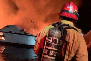 Más de 30 personas desaparecidas tras incendiarse el barco en que navegaban en Estados Unidos