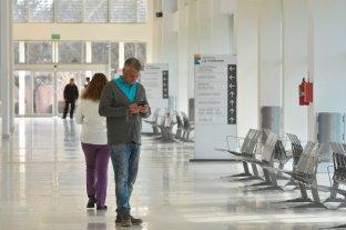 El sábado hubo un simulacro de traslado del hospital Iturraspe al nuevo edificio