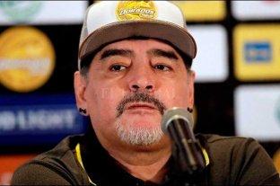 """Maradona le dice """"no"""" a Gimnasia y Esgrima La Plata"""