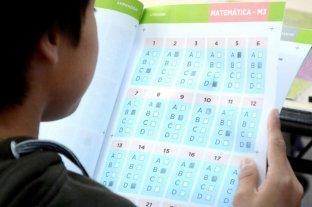 """Santa Fe participará de la evaluación nacional """"Aprender"""""""