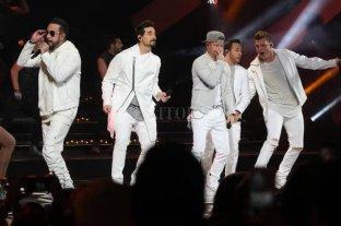 Backstreet Boys en Argentina: arrancó la venta de entradas