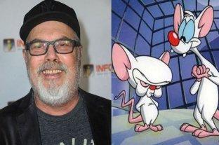 """Murió creador de  """"Pinky y Cerebro"""""""