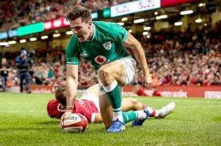 Irlanda confirmó el plantel para el Mundial de Rugby