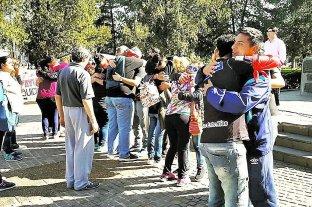 """San Jorge volvió a marchar pidiendo """"no más suicidios"""""""