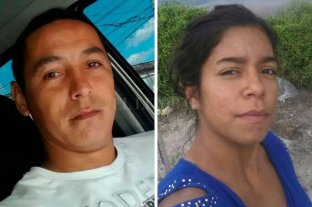 Se cumplen tres años del femicidio de Rosalía Jara - Juan Valdéz y Rosalía Jara. -