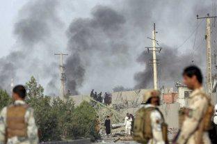 Al menos 21 muertos y 119 heridos en un atentado talibán en Kabul