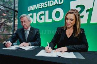 Universidad Siglo 21 y el Tribunal de Cuentas de la Provincia de Santa Fe apuestan por la formación continua