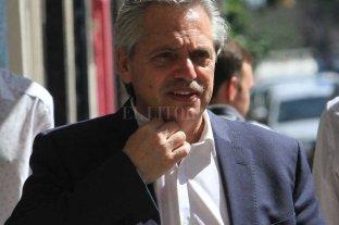 """""""Nunca hay que dar nada por ganado"""", aseguró Alberto Fernández"""