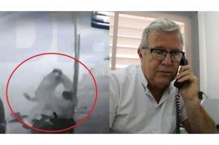 Brutal golpiza al director del hospital de Gualeguaychú