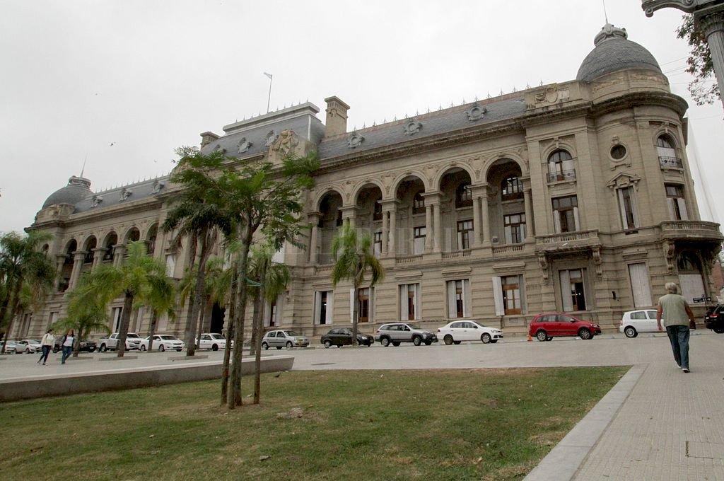 Casa de Gobierno. Crédito: Archivo El Litoral / Mauricio Garín