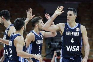 Argentina juega por el primer puesto del grupo ante Rusia