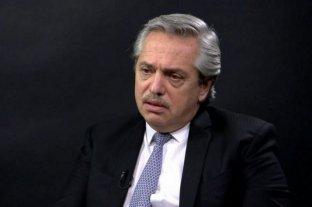 """Alberto Fernández: """"El modelo económico de Macri generó recesión y pobreza"""""""