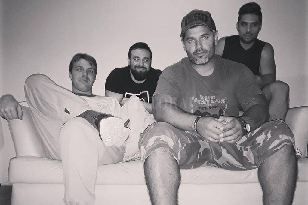"""Svat (Sólo Venimos a Tocar) tiene dos discos editados: """"Valorar"""" y """"Buitres al acecho"""", donde contaron con varios invitados. <strong>Foto:</strong> Gentileza producción"""