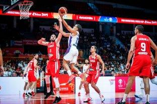 Puerto Rico superó a Túnez y está en la siguiente ronda