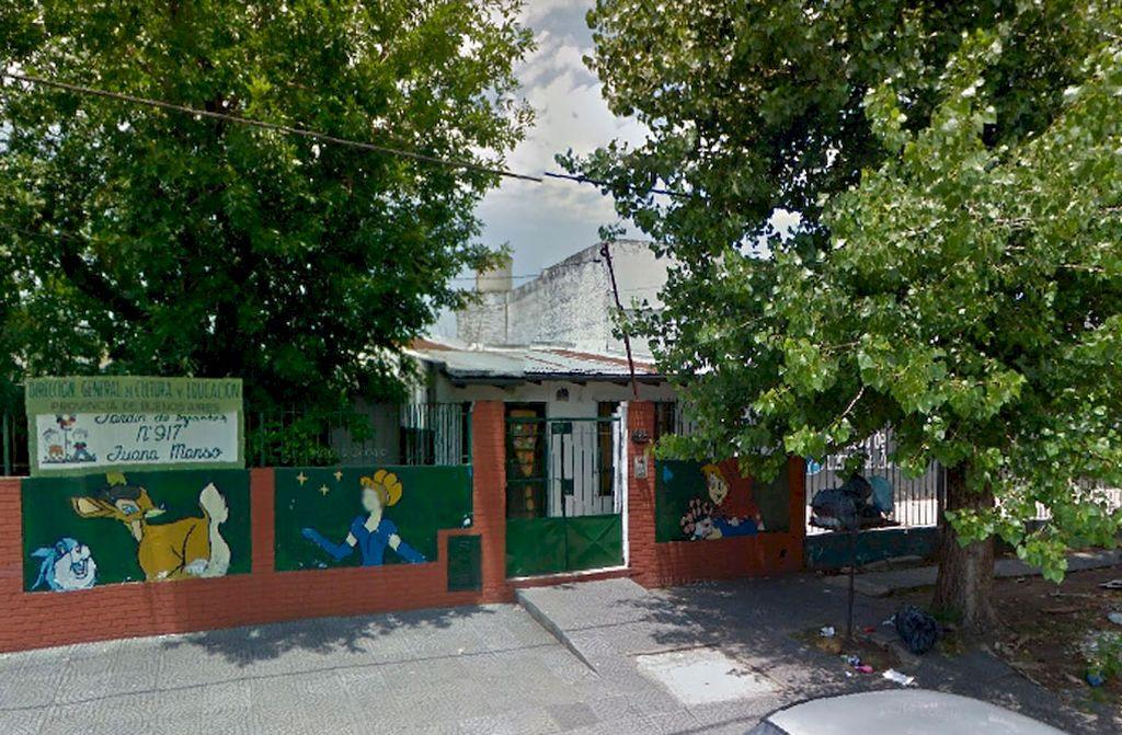 """Crédito: El jardín 917 """"Juana Manso"""" de Lomas de Zamora"""