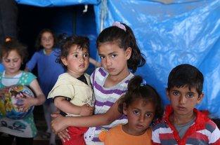Miles de niños sirios no podrán ir al colegio este año debido a guerra