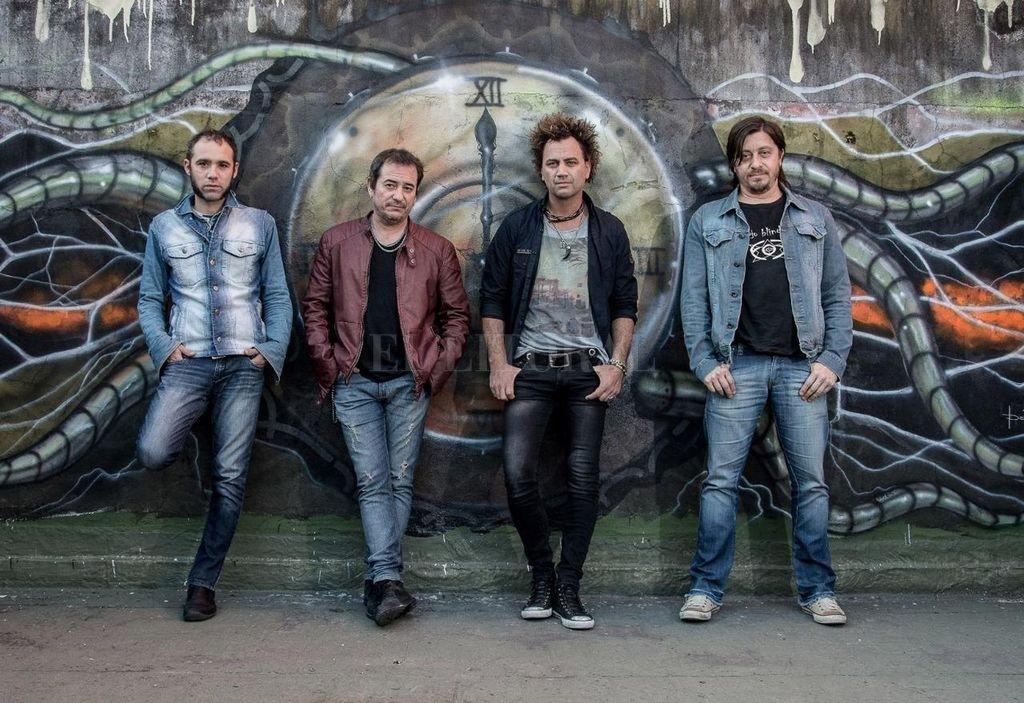 La banda nació en 2000, y viene construyendo una carrera con seis discos de estudio. <strong>Foto:</strong> Gentileza producción