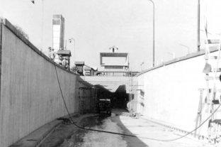 Túnel Subfluvial: celebran sus 50 años con una jornada de ingeniería y arquitectura