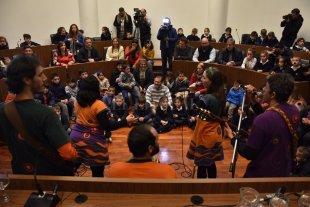 El Concejo homenajeó a los Canticuénticos