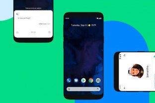 Android 10 llega sin postre pero con novedades