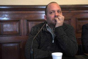 """""""No soy un violador"""", dijo el periodista Lucas Carrasco"""
