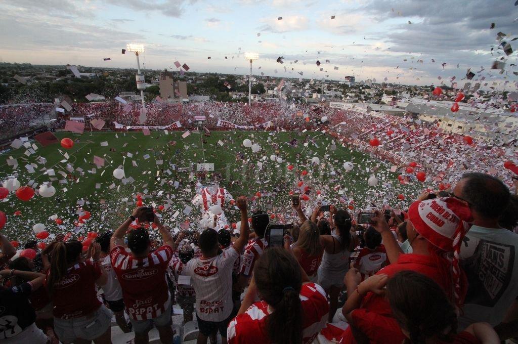 El encuentro se jugará en el estadio 15 de Abril.  <strong>Foto:</strong> Mauricio Garín