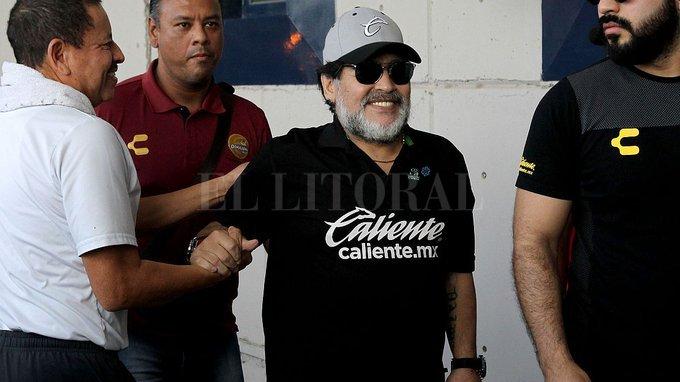 "Matías Morla: ""Lo de Maradona a Gimnasia está en un 93 por ciento"""