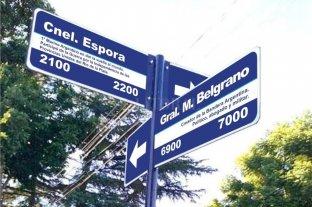 Calles que hablan: proponen que cuenten la historia de sus nombres