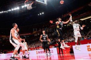 Alemania consiguió su primer triunfo en el mundial